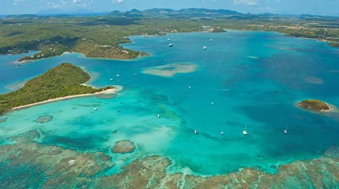 Nonsuch Bay, Green Island, Antigua