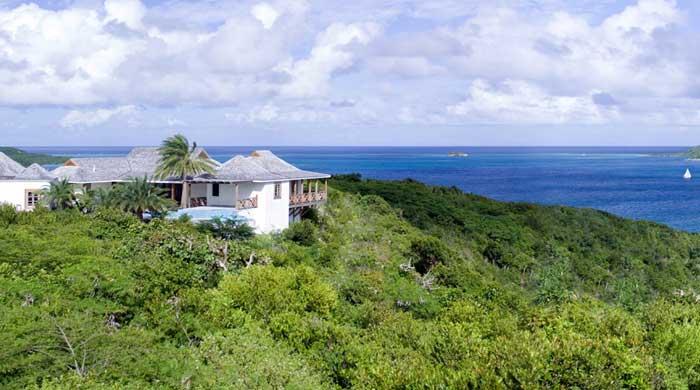 Hilltop Villa at Nonsuch Bay, Antigua