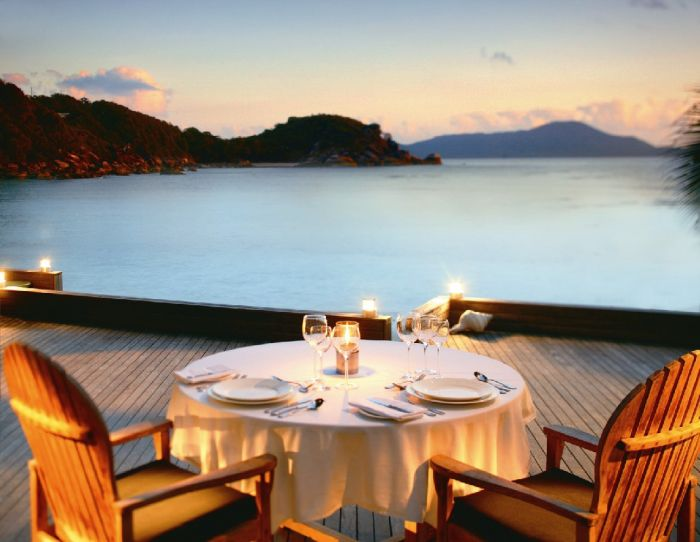 Bedarra Island - Private Dining Experience