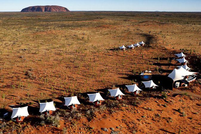 Longitude 131, Uluru, Australia