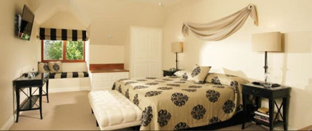 Clovelly Estate interiors