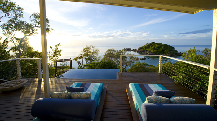 Relax at Lizard Island, Queensland
