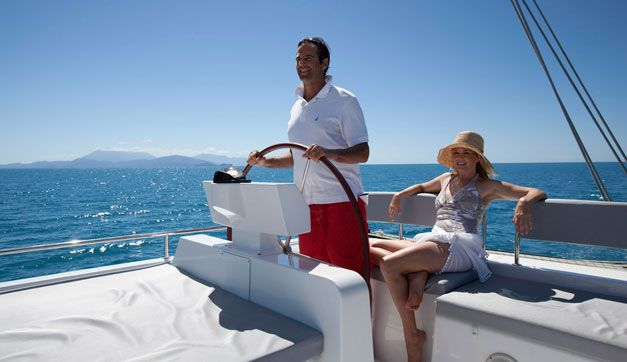 Queensland sailing