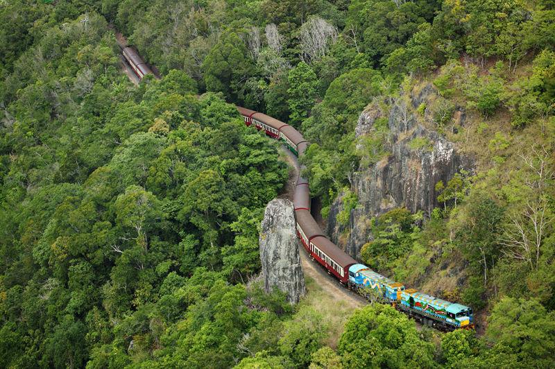 Kuranda Scenic Railway Australia