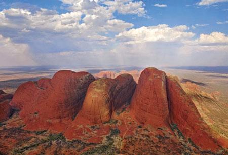 Uluru Red Centre Australia