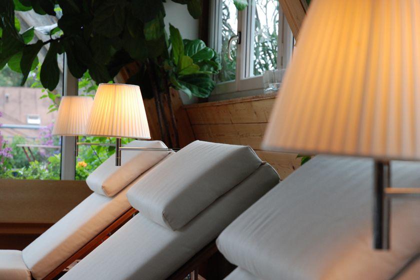 Sauna at Hotel Auersperg, Salzburg