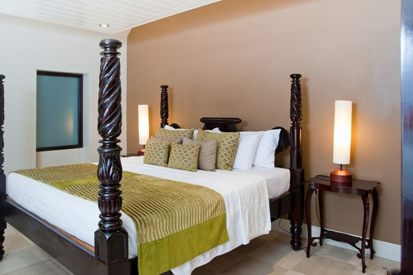 Room at Island Inn, Barbados