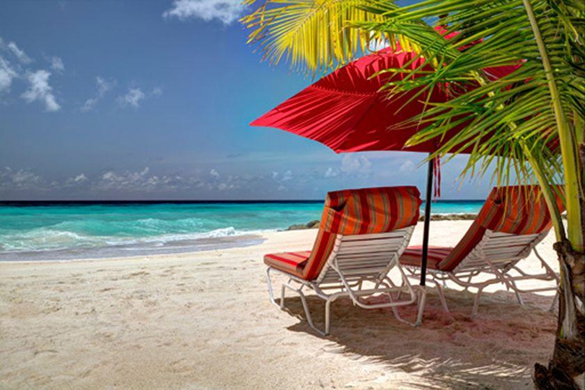 Beach at Ocean Two, Barbados