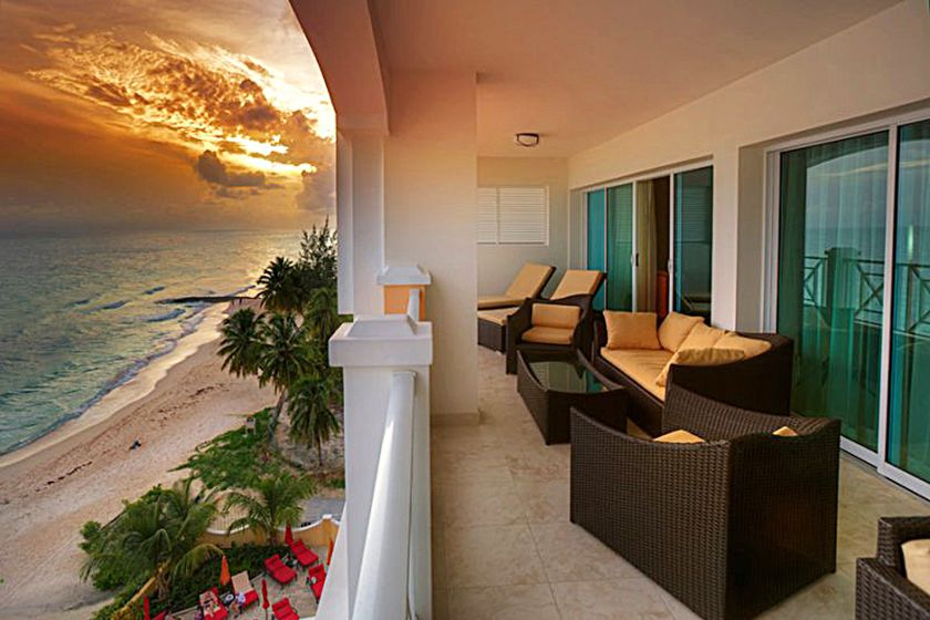 Two bedroom suite, Ocean Two, Barbados