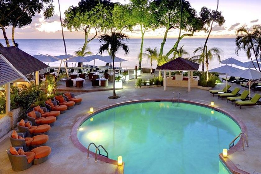 Pool at Tamarind, Barbados