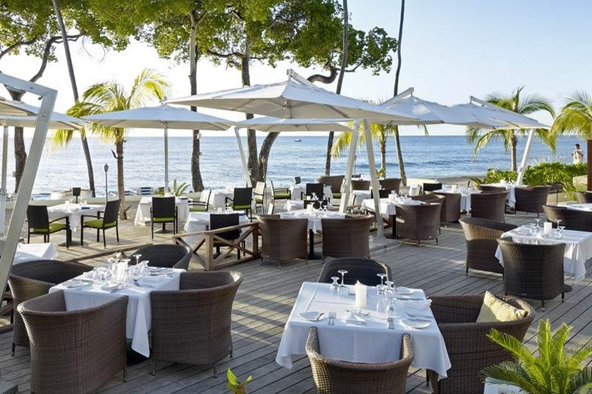 Restaurant at Tamarind, Barbados