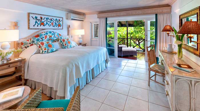 Garden Room at The Sandpiper, Barbados