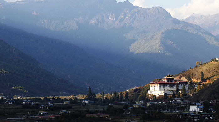 Paro Monastery, Bhutan