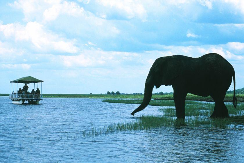 AndBeyond, Botswana