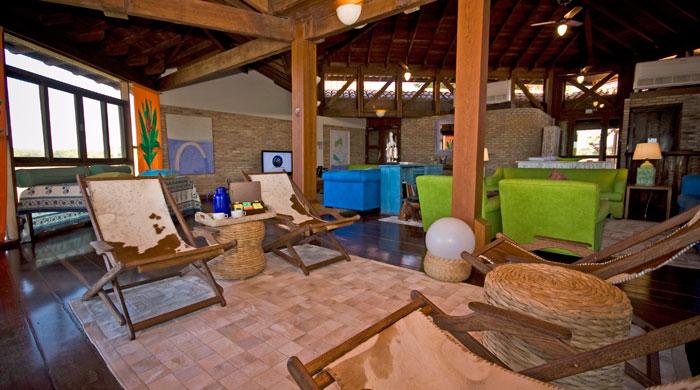 Baiazinha Lodge, Caiman Ecological Refuge, Brazil