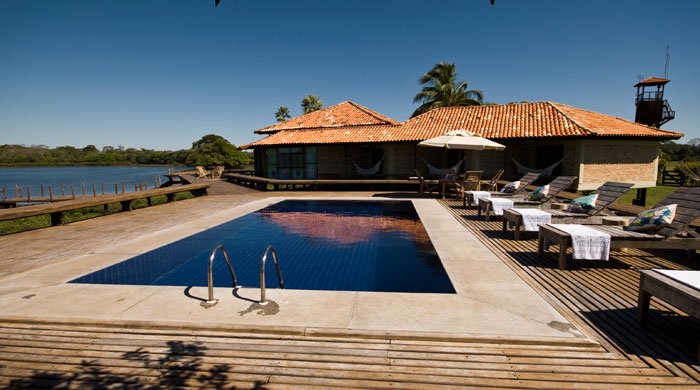 Baiazinha Lodge, Caiman Ecological Refuge, Brazil