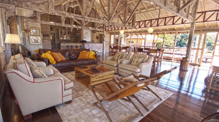 Cordilheira Lodge, Caiman Ecological Refuge, Brazil