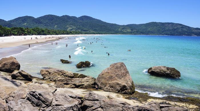 Lopes Mendes, Ilha Grande, Brazil