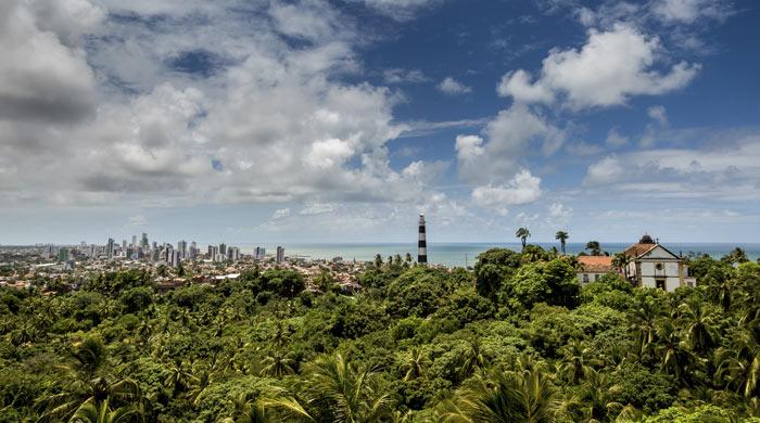Olinda and Recife, Brazil