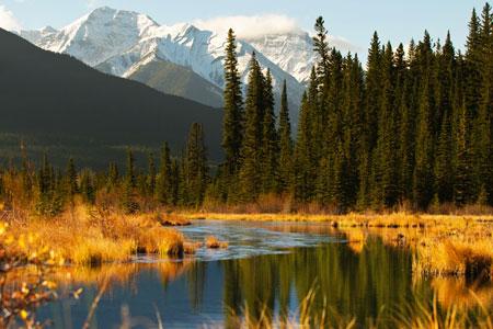 Alberta Canada Fall