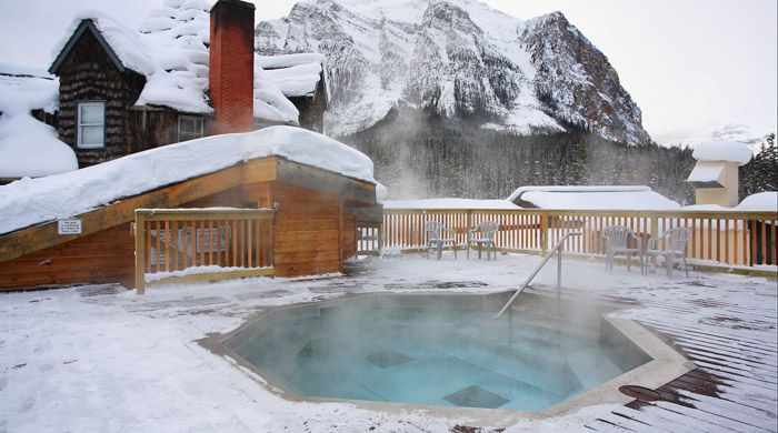 Deer Lodge, Lake Louise, Canada