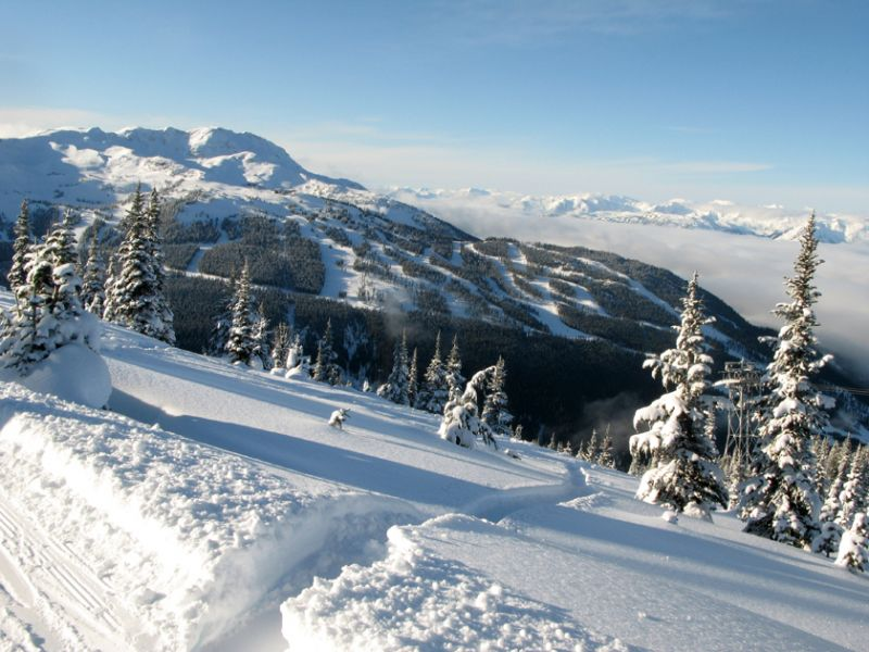 Whistler-Blackcomb, British Columbia, Canada