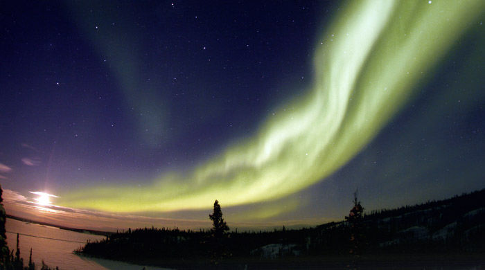 Northern Lights In Yellowknife Amp The Rockies Holidays