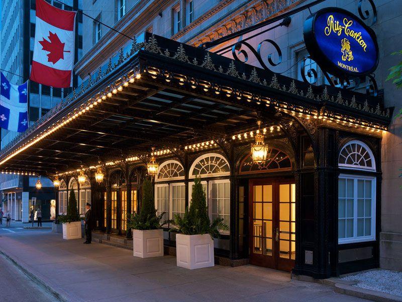 Montreal Ritz Carlton, Montreal, Canada