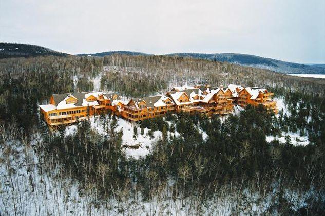 Sacacomie Lodge, Canada