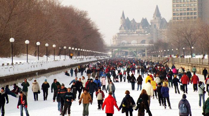 Toronto, Ottawa and Niagara winter escape