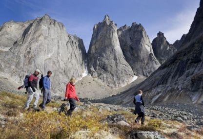 Tombstone Mountains, Yukon