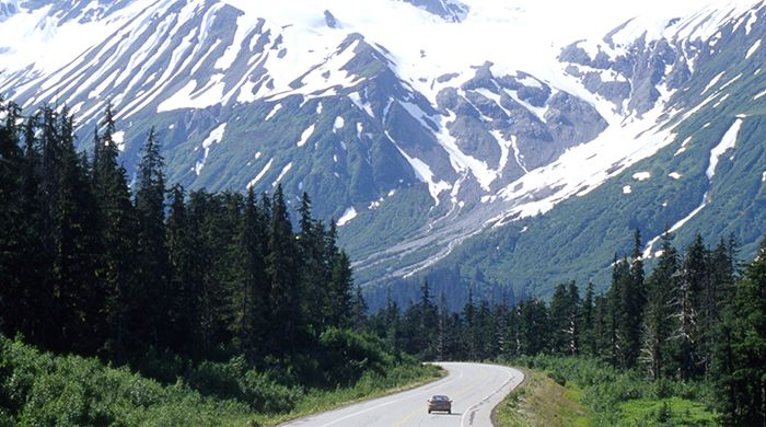 Haines Road, courtesy Gov of Yukon