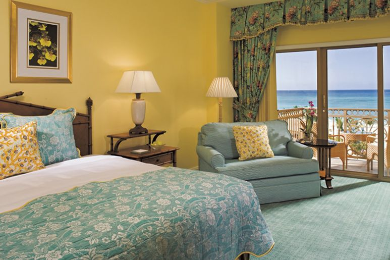 Room at the Ritz Carlton, Grand Cayman