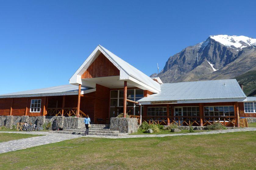 Hotel Las Torres, Torres del Paine National Park
