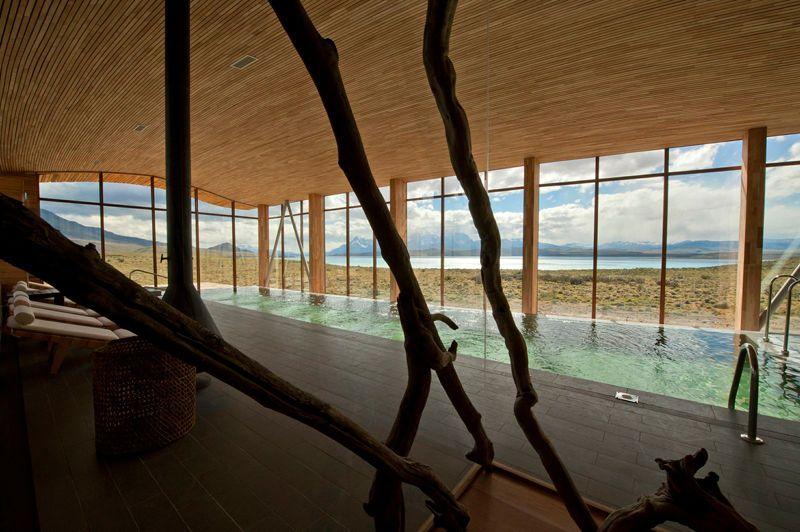 Uma Spa, Tierra Patagonia