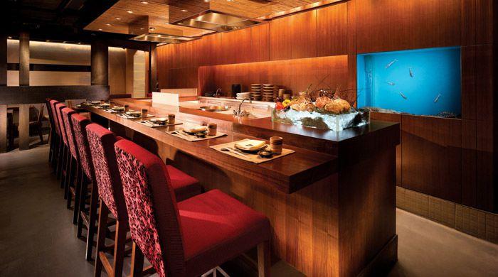 Yagura Restaurant, Eaton Hong Kong