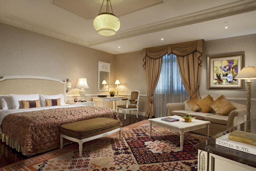 Raffles Beijing room