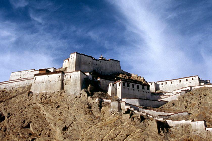 Gyangtse, Tibet