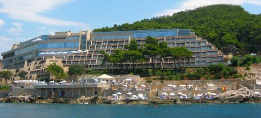 Dubrovnik Palace Hotel, Dubrovnik, Croatia