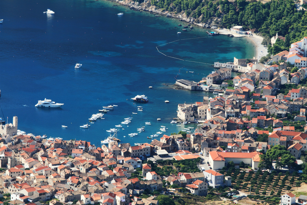 Croatia S Best Islands Holiday Articles Luxury