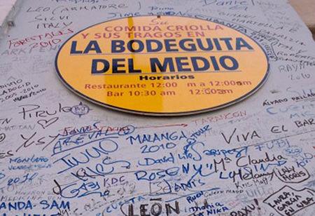 Bodeguita del Medio Havana