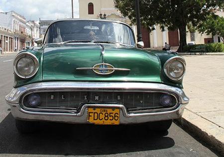 Car tour Cuba