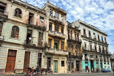 Havana Old Quarter