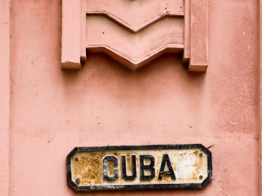 Cuba Art Deco