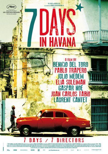 7 Days in Havana film poster