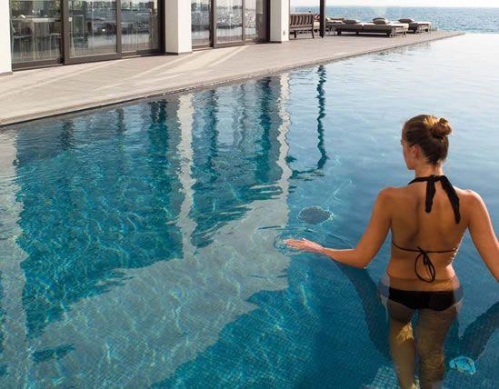 Almyra's pool