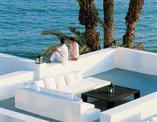 Almyra roof terrace