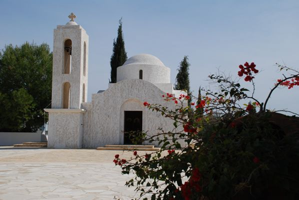 The chapel at Anassa