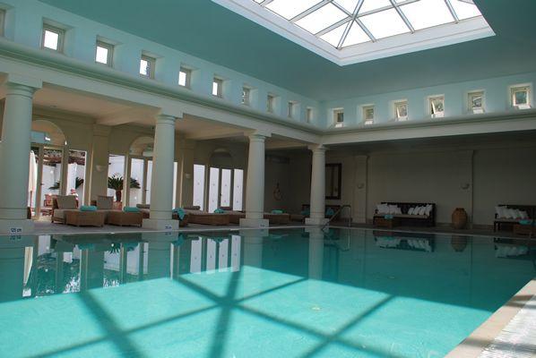Anassa's spa