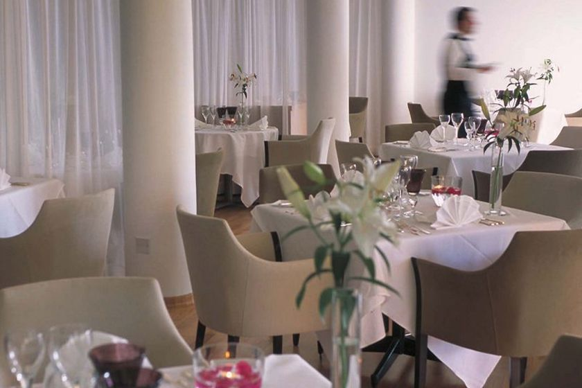 Dining at Annabelle, Cyprus